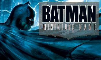 Batman / DC Universe Miniatures Game Night