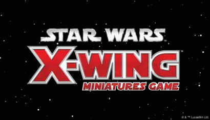 Star Wars X-Wing Game Night