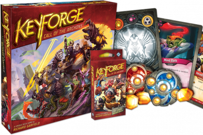 Keyforge Weekly Game Night