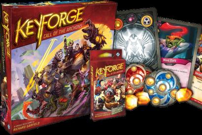 Keyforge Weekly Game Night