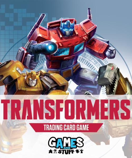 Transformers TCG Open Play Night!